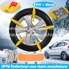 O Ce Certificated menos correntes de neve das correntes de pneumático da vibração