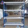 Shelving industrial ajustável do metal do dever médio