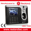 Sistemi biometrici di presenza di tempo della scheda e dell'impronta digitale di Realand RFID