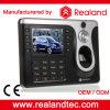 Realand 생물 측정 RFID 카드와 지문 시간 출석 시스템