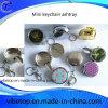 De Fabrikanten van China voeren het Mooie Creatieve Mini Draagbare Asbakje van het Metaal uit