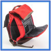 La course personnalisée imperméabilisent la sacoche pour ordinateur portable de 15.6 pouces, sac de hausse s'élevant extérieur en nylon multifonctionnel de sac à dos d'ordinateur portatif