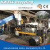 Extruder-Granulation-Zeile des pp.-PET Film-zwei/Plastikfilm-Pelletisierung-Zeile/Plastikwiederverwertung