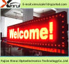 P10 High Brightness Single Red LED Module Display Screen
