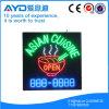 Muestra asiática de interior cuadrada de la cocina LED de Hidly