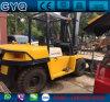 Forklift usado KOMATSU Fd100t de KOMATSU 10t para a venda