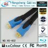 Kabel van de Vorm HDMI van pvc van Eletrical de Vlakke HDMI aan HDMI