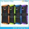 Гибридное аргументы за Motorola Moto z Play/E3 Power/M телефона Kickstand