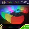 16 colori variabili illuminano in su il sofà del LED