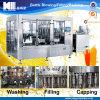Automatische Fruchtsaft-Wein-Füllmaschine/Zeile/Plastik