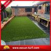 ホテルの庭の景色のプラスチック擬似草のための屋外の人工的な草のカーペット草