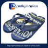 Cadute di vibrazione semplici su ordinazione dei sandali della cinghia degli uomini di EVA di comodità