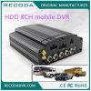 Черный передвижной входной сигнал M718 канала корабля DVR 8 управляя звоноком Recoder 4G видео-