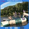 6m 직경 아이를 위한 활주를 가진 팽창식 물 Trampoline