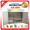 Digital Quente-Selling Industrial Commercial Fully Automatic Chicken Egg Incubator para Eggs 1500