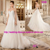 Querido Beading Dress Wedding de Ipulent com Court Train