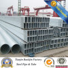 Pre-Galvanized и Hot Galvanized Welded Square Rectangular Tube