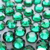 Ss4 de Smaragdgroene Vlakke AchterBergkristallen van Bling Bling