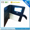 Crear la tarjeta video de cuero de la PU para requisitos particulares LCD