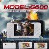 2013 het Nieuwe Scherm van de Aanraking van de Vorm Console van het Spel van de Bedieningshendel van de Manier van 4.3 Duim de Grote G600