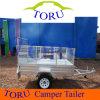 판매에 Toru 상표 상자 차 트레일러