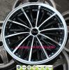 a liga de alumínio de 18inch 19inch orlara a roda da liga do carro 5*114.3