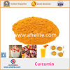 Curcumine de poudre d'extrait de la curcumine 95%