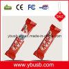 Изготовленный на заказ подарок USB конфеты (YB-118)