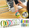 8pin Short Silicon Wristband USB Cable (NM-USB-269)
