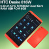HTC Desire 816のためのセルPhone Mtk6582 Quad Core Smart Phone