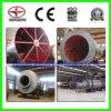 Eficiência elevada e secador giratório D1.5*12 da estrutura razoável para a venda