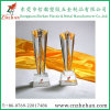 White Crystal Awards cup for sport
