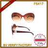 F6417 de Zonnebril van de Manier voor Dame