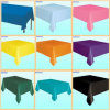2014 New Style Disposable Plastic Table Cover