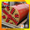 pipe neuve de tunnels de construction de 1200mm mettant sur cric la machine