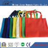 Breathable pp. Spunbond Nonwoven Fabric der Supermarket Form Shopping Bags