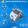 IPL +RF+Cooling+ND YAGレーザーの美機械IPLレーザーの処置の毛の取り外し