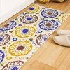 Tapete de área antiderrapante dos tapetes da cozinha & do banheiro do GV (WJ-CR612)