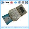 Medidor de água esperto pagado antecipadamente cartão do CI