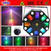 Indicatori luminosi del partito della discoteca del DJ di effetti di fase del laser della miscela LED