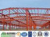 Edificio prefabricado del taller de la estructura de acero de la casa