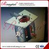 Four de fonte en aluminium de fréquence moyenne d'interpréteur de commandes interactif de 2 tonnes pour le fer