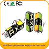 Movimentação creativa do flash do USB do projeto dos dados para o presente da promoção (EW002)