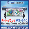 Roland Printing e Cutting Plotter --- Versacamm Vs-640