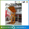levage stationnaire d'ascenseur de véhicule de ciseaux de 5000kg 5ton avec la qualité
