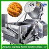 Potato électrique Chips Frying Machine à vendre