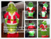 Newly 10 Feet Light up Airblown Inflatable Grinch for Sale