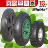 جودة عالية 8 10 12 15 بوصة العجلات المطاطية لعربة يدوية
