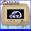 Coche exhibición de pantalla de monitor de TFT apoyo para la cabeza monitor LCD 7  con USB/SD/MP3/MP4 (H703MP4)