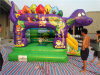 Dinosaurier Inflatable federnd Castle für Kids